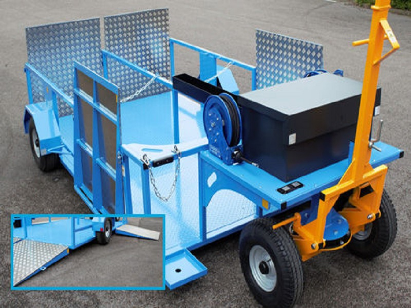 Wheel-trolley
